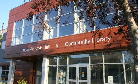 Morinville Civic Hall and Community Library