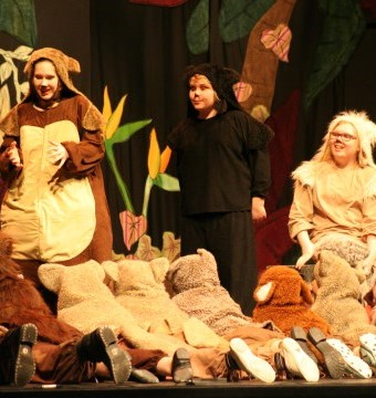 jungle book play
