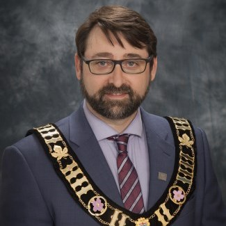 Mayor Barry Turner